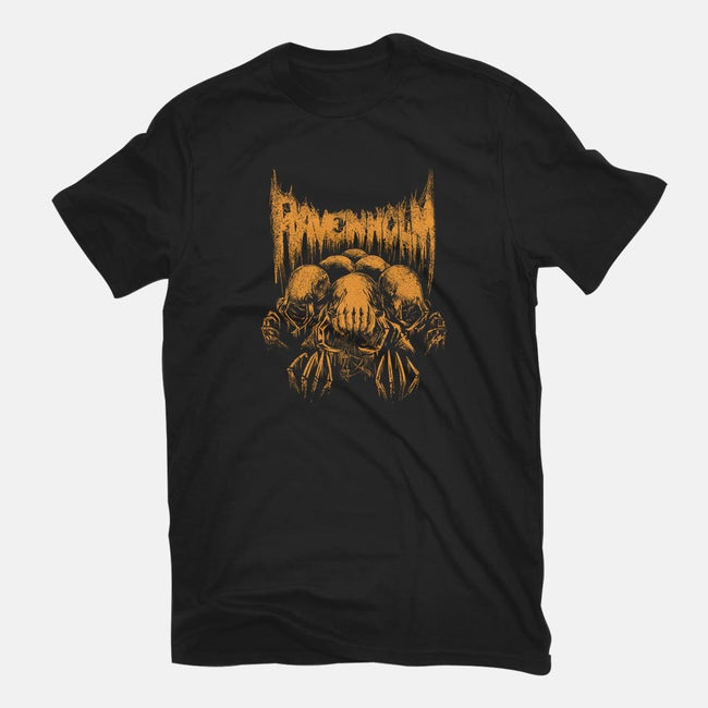 Ravenholm-womens basic tee-Fishmas