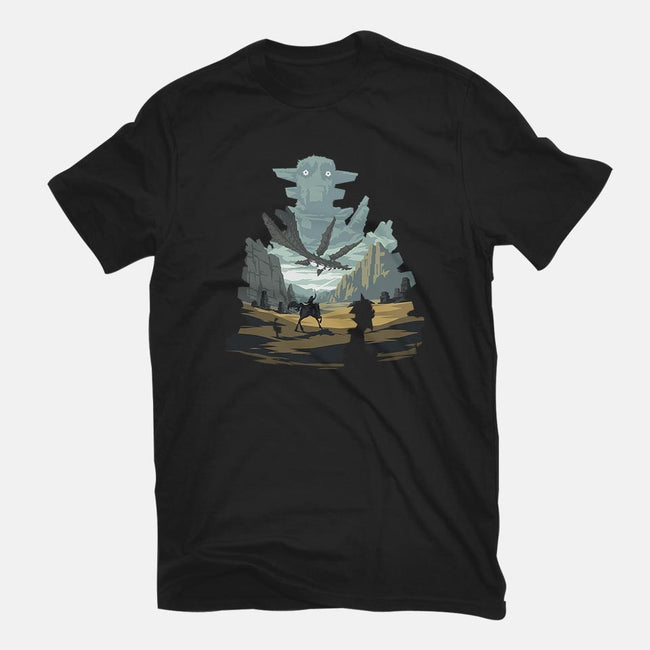 The Knight-mens premium tee-PencilMonkey