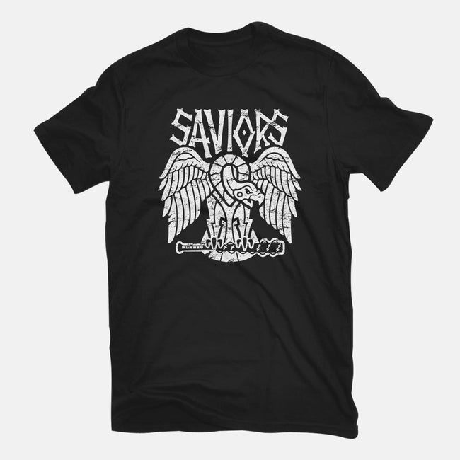 Saviors-mens basic tee-DrMonekers