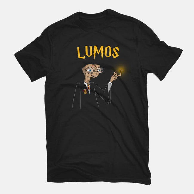 Lumos-mens basic tee-Raffiti