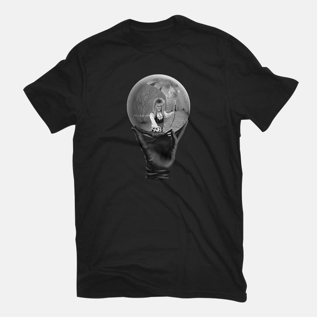Reflecting Crystal Sphere-mens basic tee-Kat_Haynes