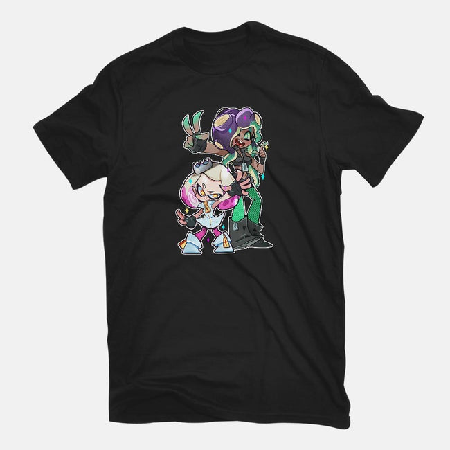 Off the Hook-womens basic tee-digitoonie