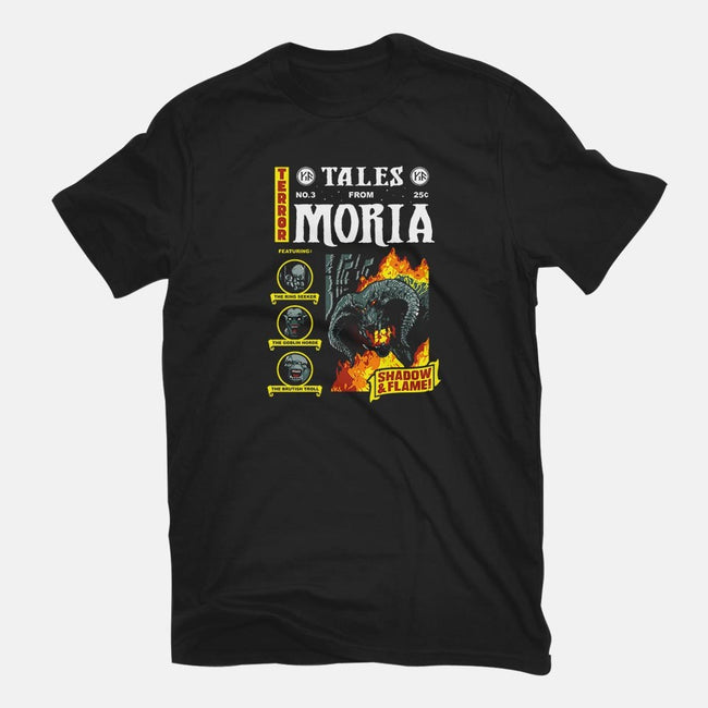 Tales From Moria-mens basic tee-JBaz