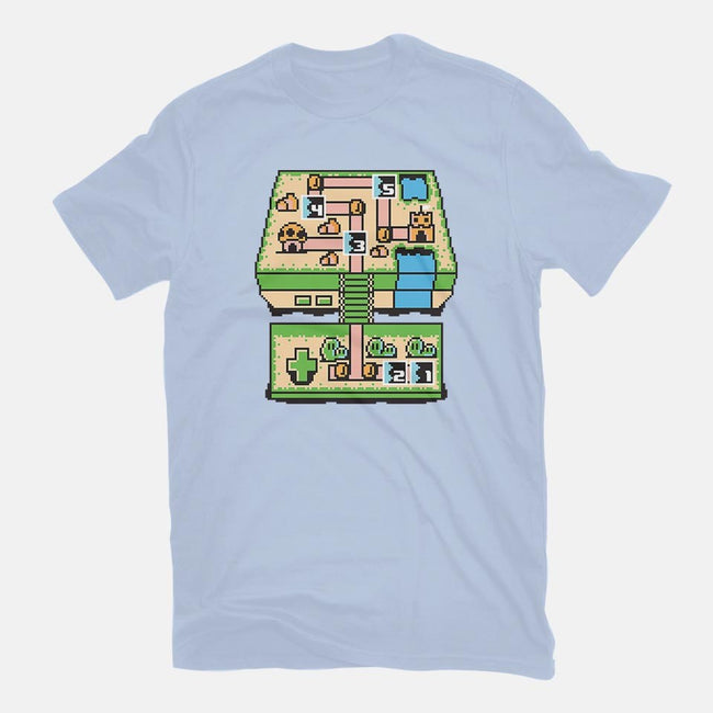 Console Bros.-mens basic tee-jrberger