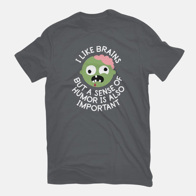 Of Corpse-mens basic tee-David Olenick