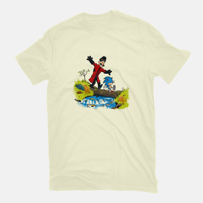 There are Treasures Everywhere-mens premium tee-mikebonales