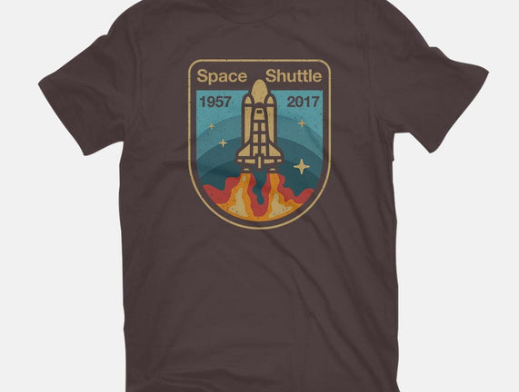Retro Space Shuttle