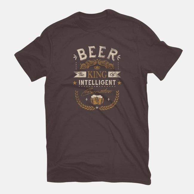 Oh, Beer-mens basic tee-Gamma-Ray