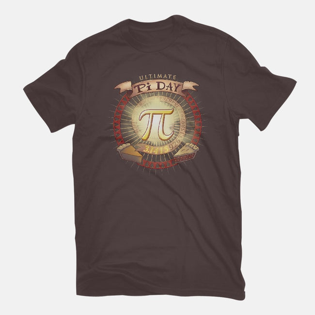 Ultimate Pi Day-womens fitted tee-KatHaynes