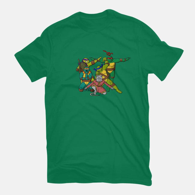 Turtle Force-mens premium tee-MarianoSan