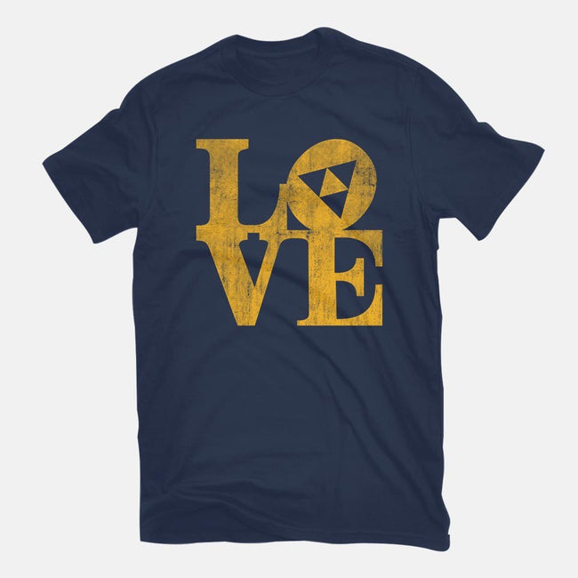Love the Legend-mens basic tee-geekchic_tees