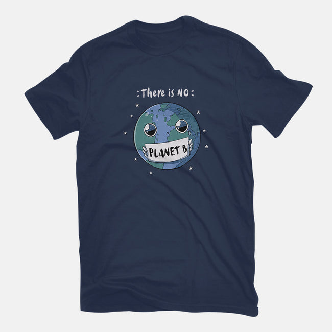 No Planet B-mens basic tee-xMorfina