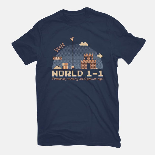 WORLD 1-1-youth basic tee-mauru