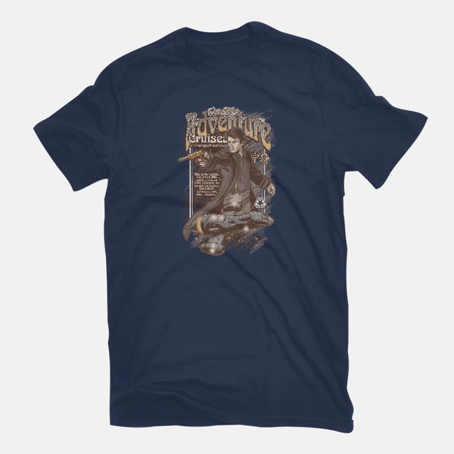 Mal's Adventure Cruises-mens basic tee-cs3ink