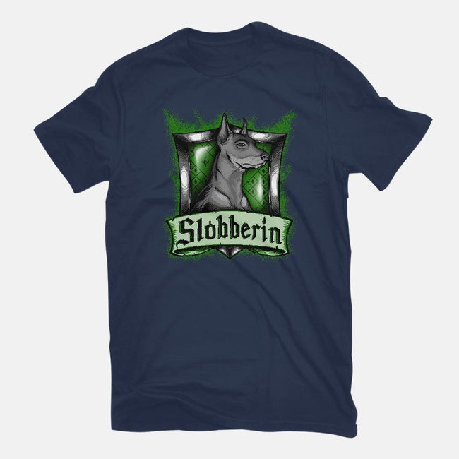 House Slobberin-mens basic tee-DauntlessDS