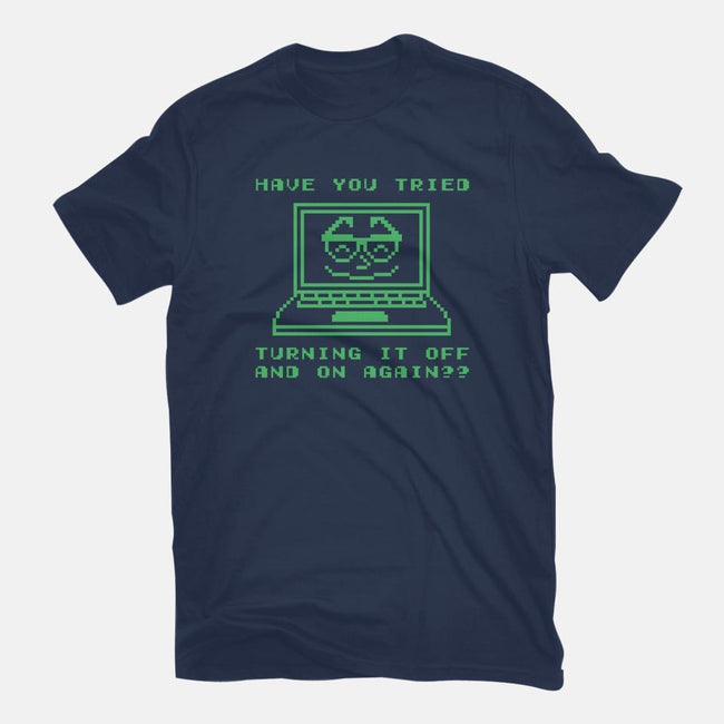 Tech Support-youth basic tee-Beware_1984