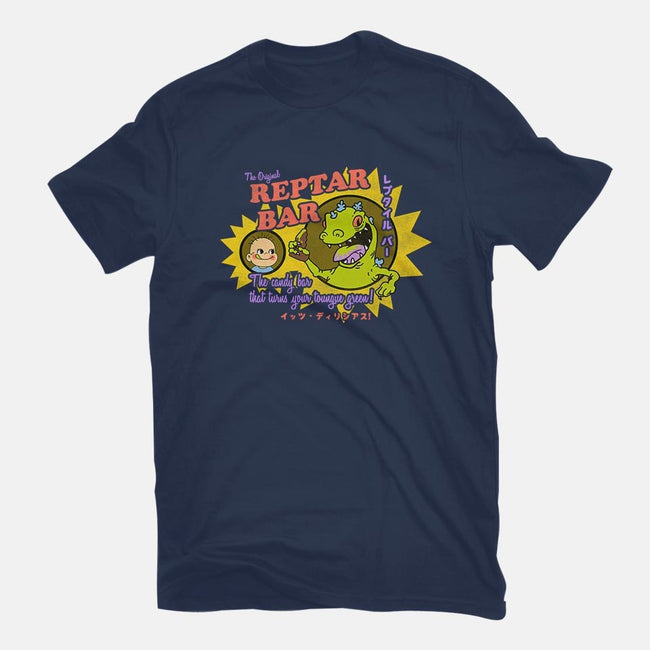 Reptar Bar-youth basic tee-Beware_1984
