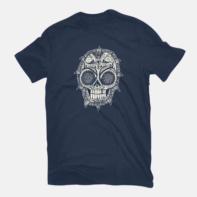 Dead Head-mens long sleeved tee-wotto