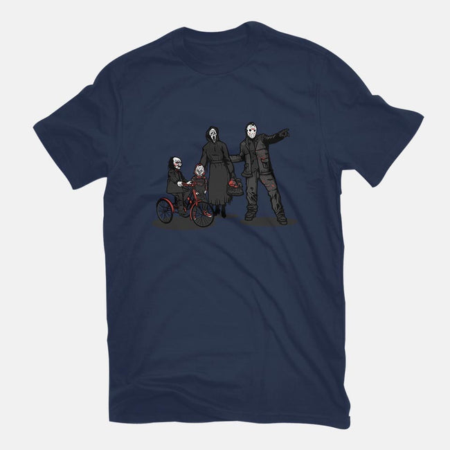 Family Values-mens basic tee-AndreusD