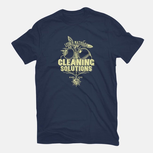 Cleaners-mens premium tee-chemabola8