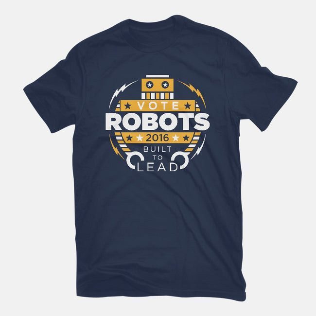 Vote Robots-youth basic tee-AJ Paglia
