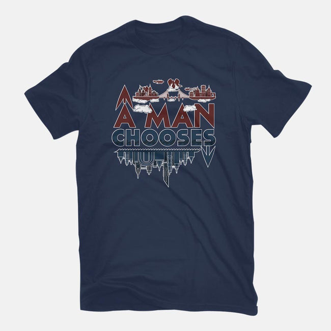 A Man Chooses-mens basic tee-xMitch