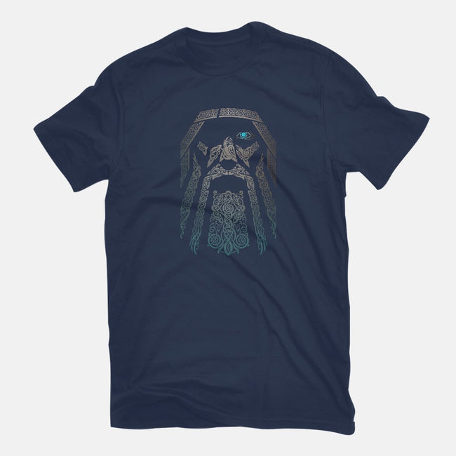 Odin-mens basic tee-RAIDHO
