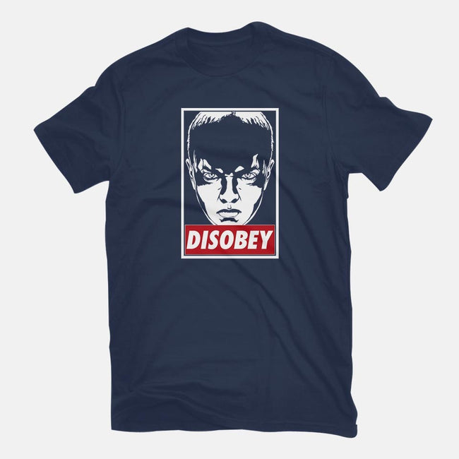 Fury and Disobey-mens basic tee-ddjvigo