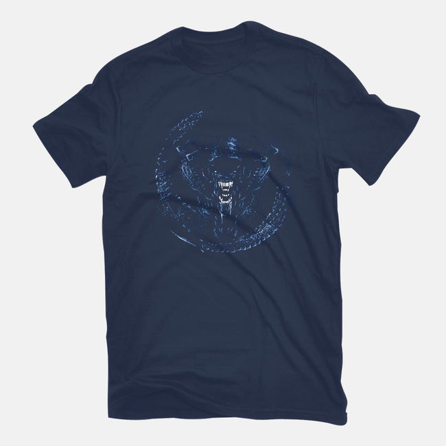 Drone Mother-mens basic tee-DrMonekers