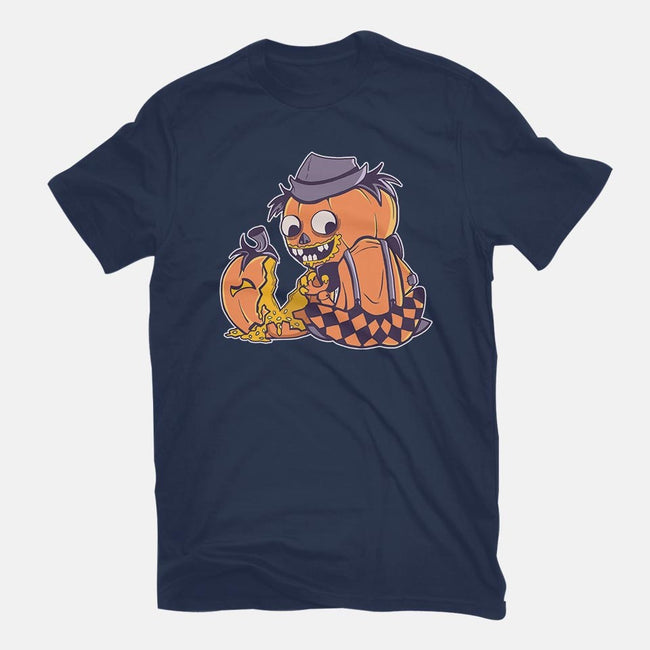 Punkin Eater-mens long sleeved tee-docwhiskey