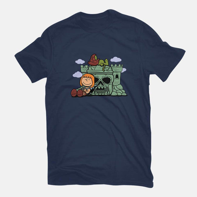 Eternian Nuts-mens basic tee-Boggs Nicolas