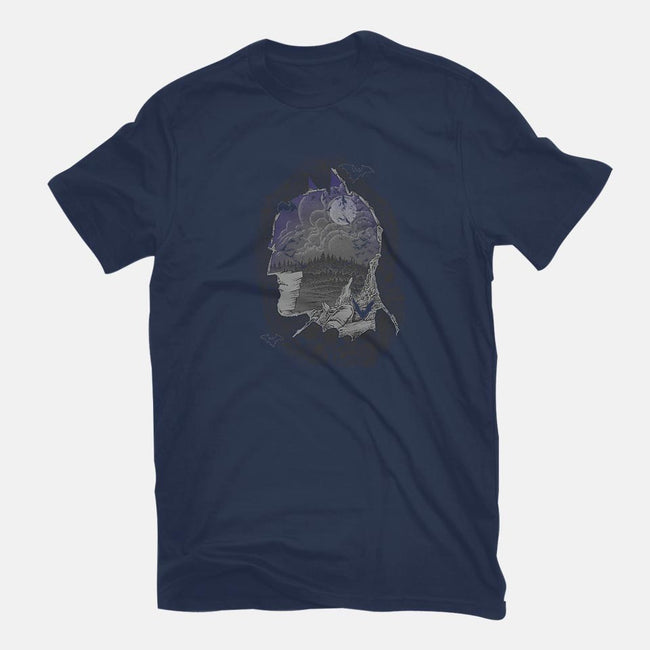 The Cave-mens basic tee-RicoMambo