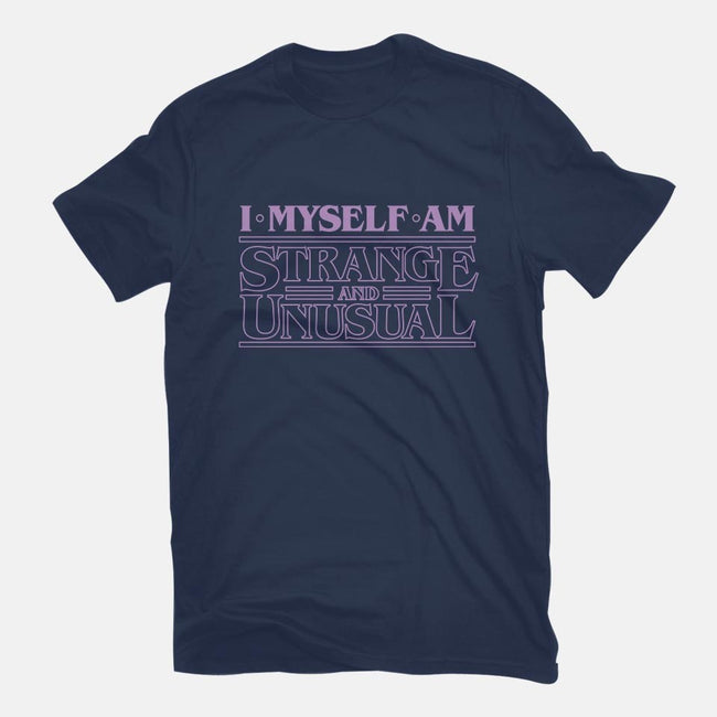 I Myself-womens basic tee-Retro Review