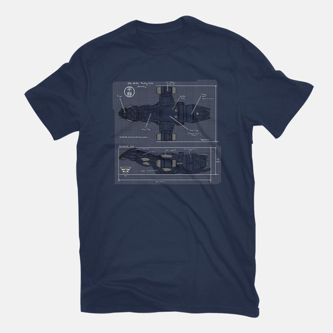 The Blueprint-womens basic tee-AndreusD