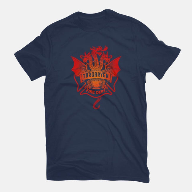 Fire Department-mens basic tee-jpcoovert