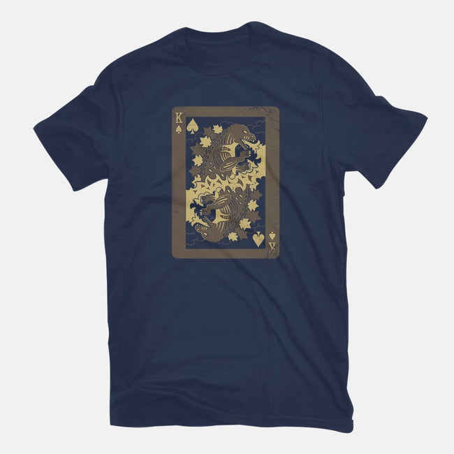 King of Monsters-mens premium tee-DinoMike