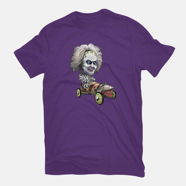 The Ghost With The Most-mens long sleeved tee-ChetArt