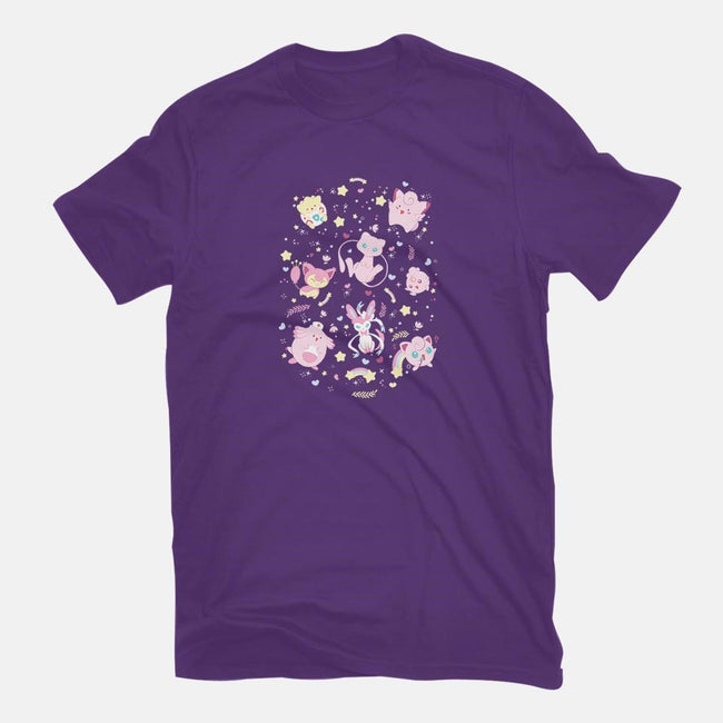 Fairy Fashionable-mens basic tee-Gemma Roman