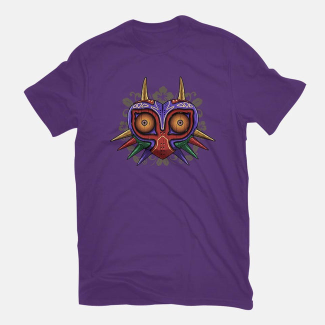 Legendary Mask-mens basic tee-ducfrench