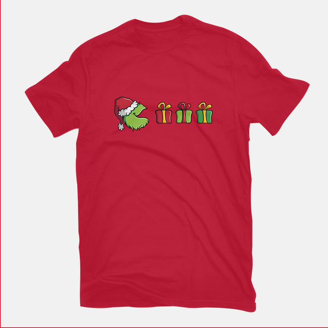 Grinched-Man-womens fitted tee-jrcreativo