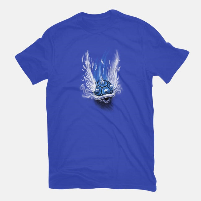 Blue Shell Attack-mens basic tee-C0y0te7
