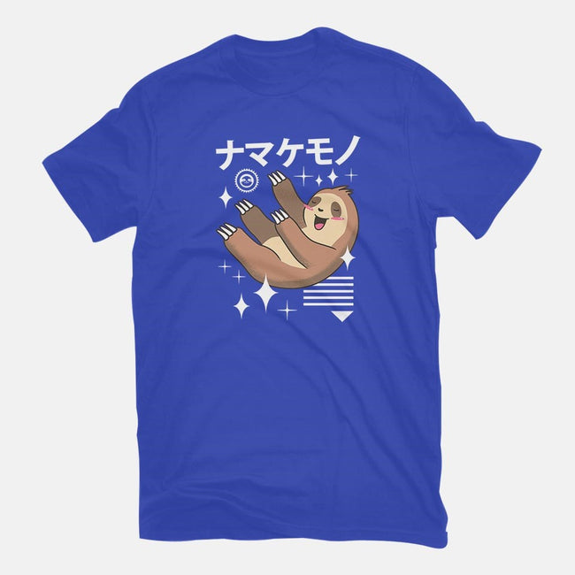 Kawaii Sloth-mens premium tee-vp021