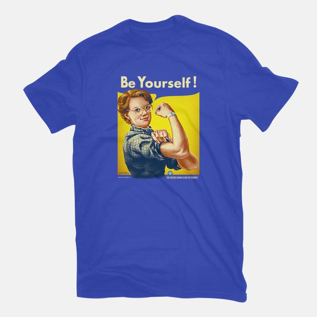 Barb Can Do It!-youth basic tee-KKTEE