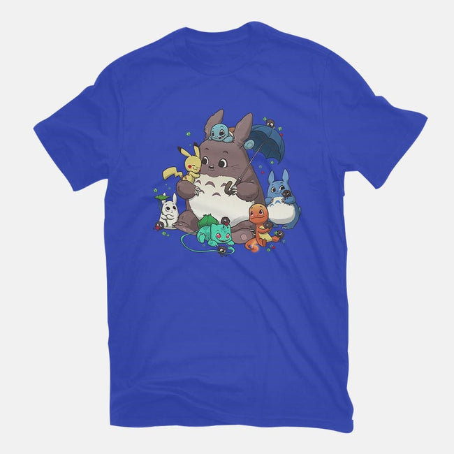 Totomon-mens basic tee-DoOomcat