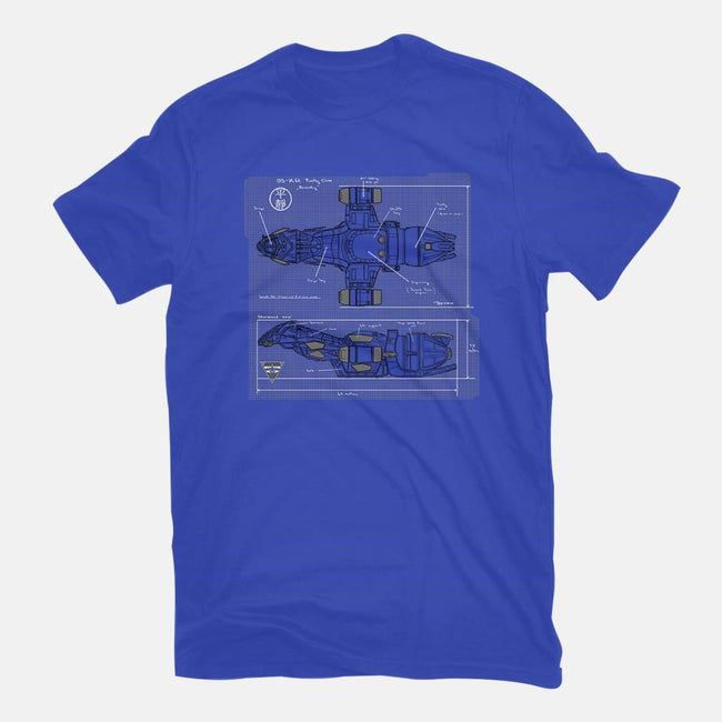 The Blueprint-womens fitted tee-AndreusD