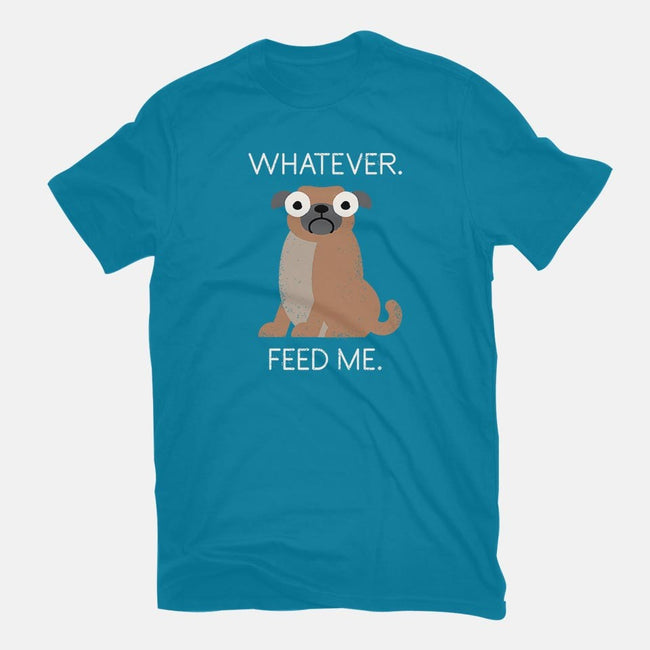 The Pugly Truth-mens basic tee-David Olenick