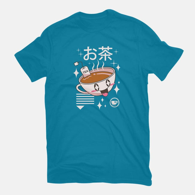 Kawaii Tea-womens basic tee-vp021