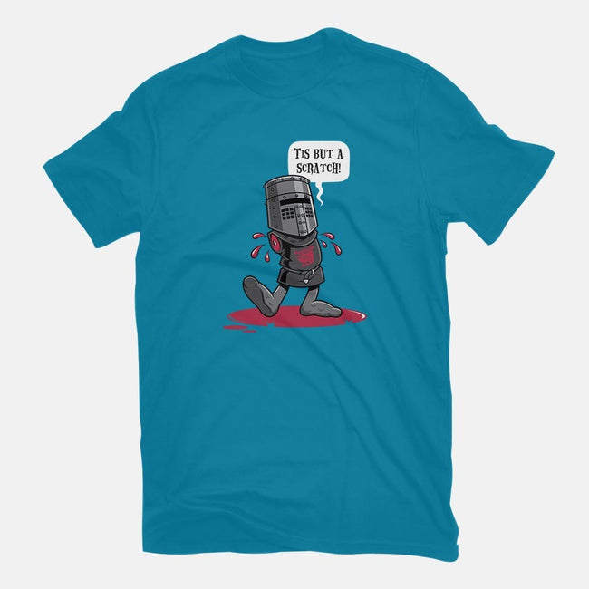 A Vintage Flesh Wound-womens basic tee-Nemons
