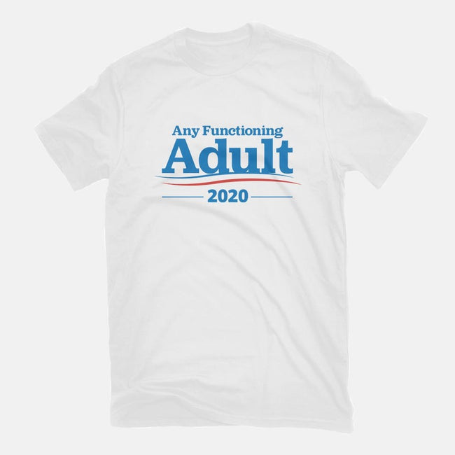 Any Functioning Adult-youth basic tee-Beware_1984