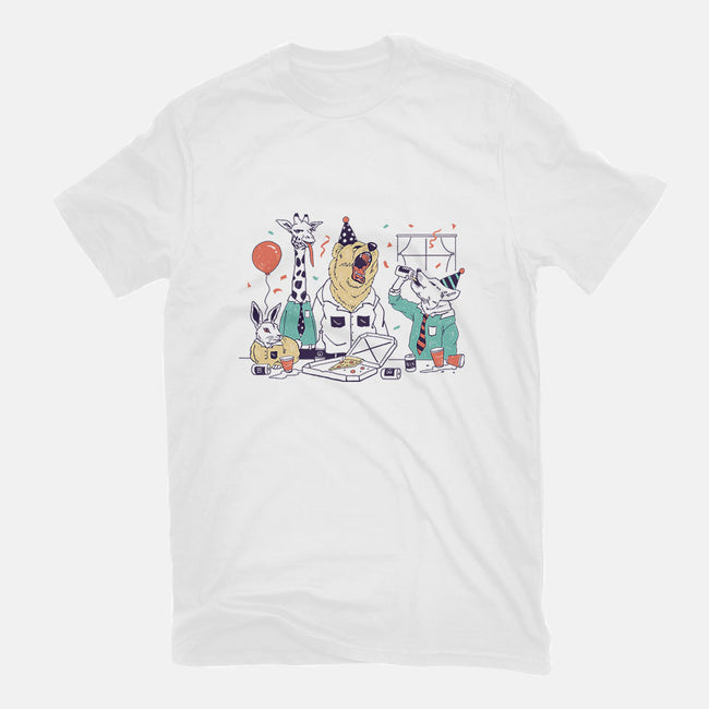 Party Animals-youth basic tee-vp021